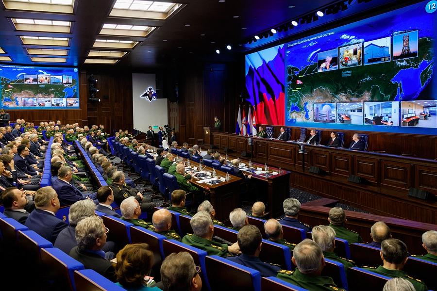 О численности Вооруженных Сил России