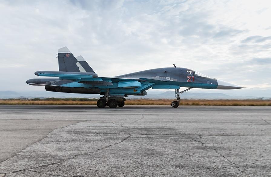 Промежуточные итоги российской военной операции в Сирии