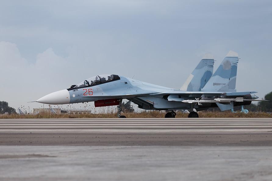 Продолжение действий ВКС России в Сирии