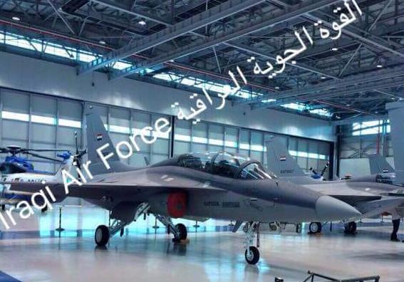 Ирак получил первые пять самолетов Т-50IQ