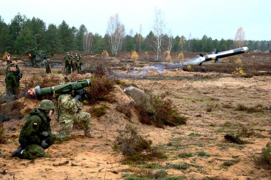 Литва запрашивает приобретение дополнительных ПТРК Javelin