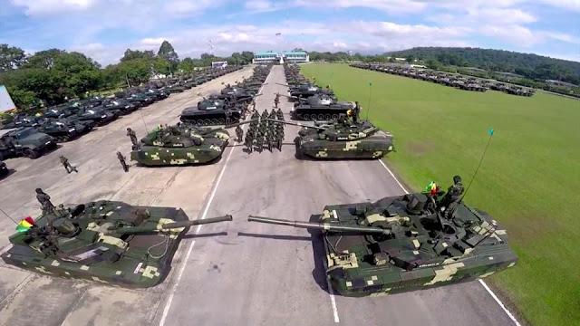 Таиланд ищет новые танки