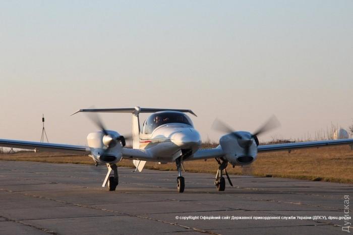 Усиление украинских пограничников авиационной компонентой