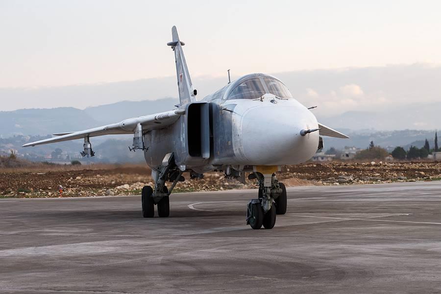 Итоги деятельности ВКС России в Сирии в 2015 году
