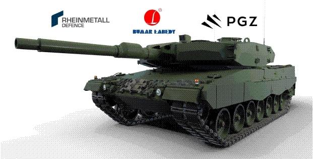 Подписан контракт на модернизацию польских танков Leopard 2A4