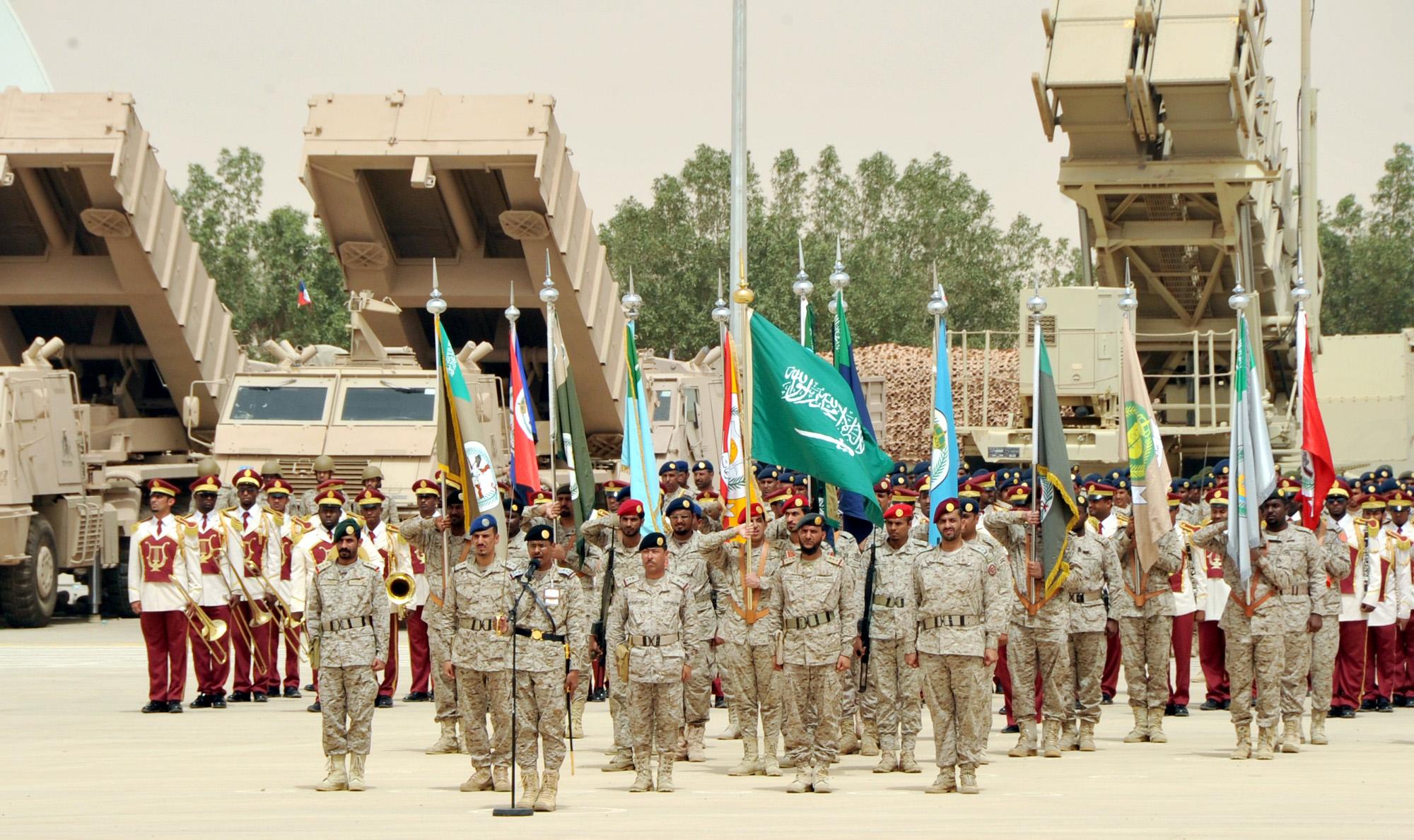Резкое сокращение оборонных расходов Саудовской Аравии