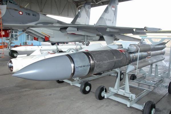 Индонезия закупает дополнительные ракеты Х-31 и Х-59МЭ