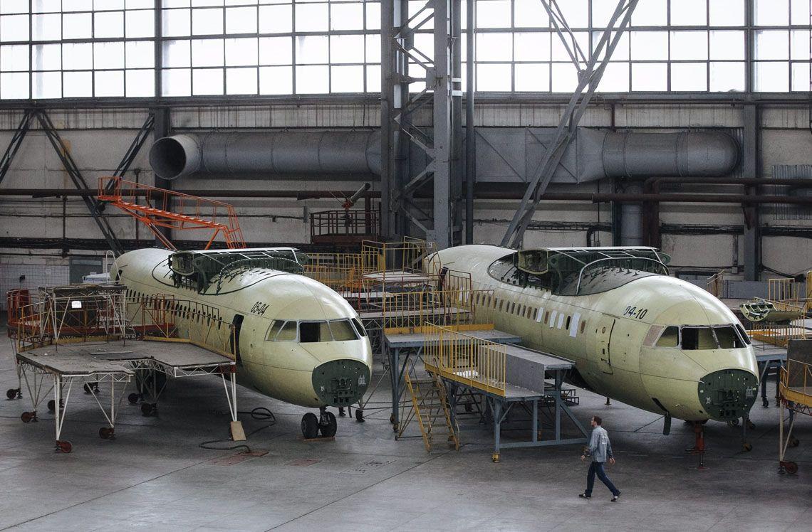 Министерство обороны Украины заказало два самолета Ан-148 в VIP-комплектации