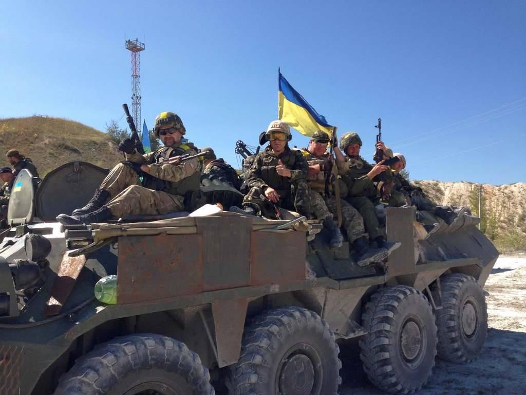 Военная стратегия Украины: результаты за год