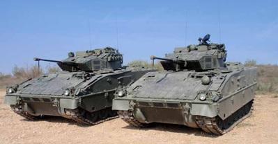 Испанская армия получила первые БМП Pizarro Fase 2