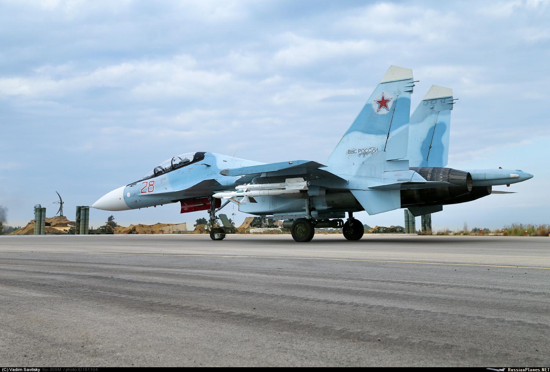 Первые результаты операции ВКС России в Сирии в 2016 году