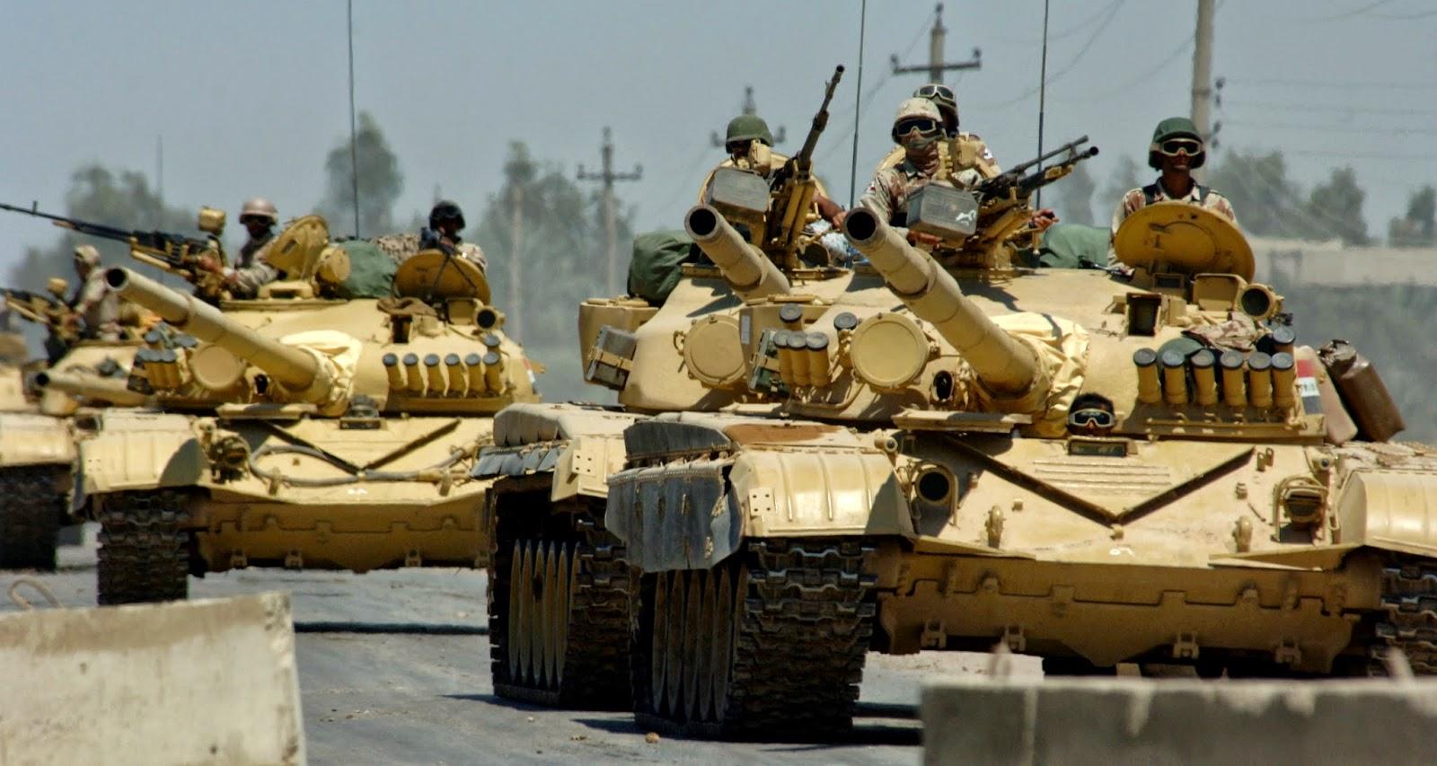 Iraqi_T-72_tanks