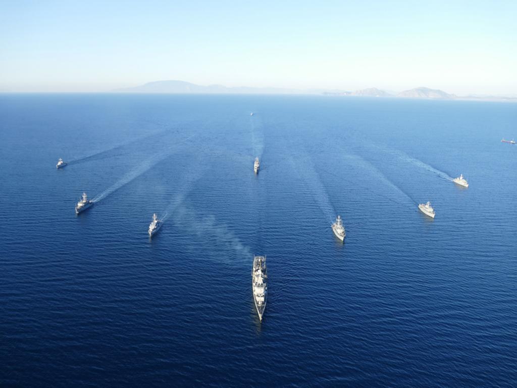 Боевой состав турецкого флота: текущее состояние и новое строительство