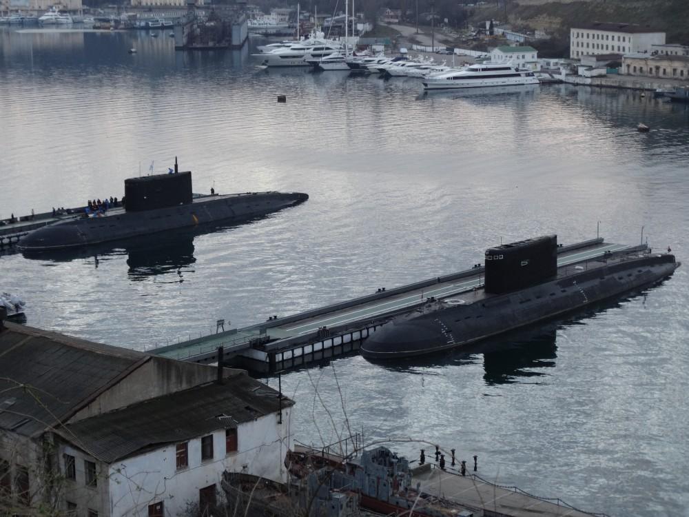 Для Тихоокеанского флота будут построены шесть подводных лодок проекта 636