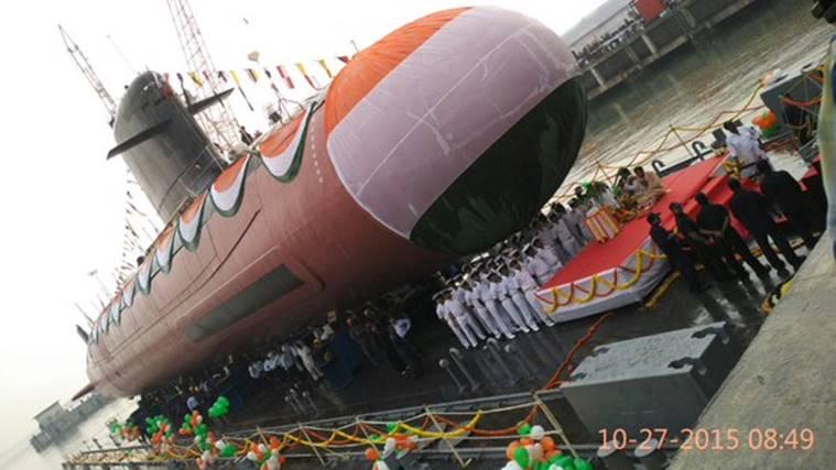 Индия планирует закупить во Франции еще три подводные лодки типа Scorpène