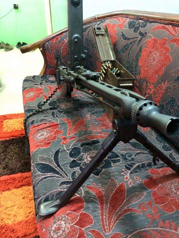 Новинки черного рынка оружия Ирака и Ливии