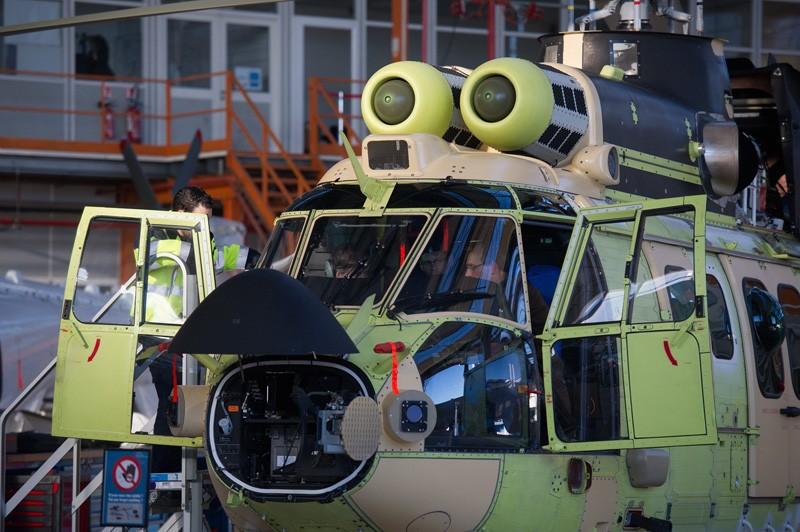 Падение цен на нефть негативно повлияло на показатели компании Airbus Helicopters