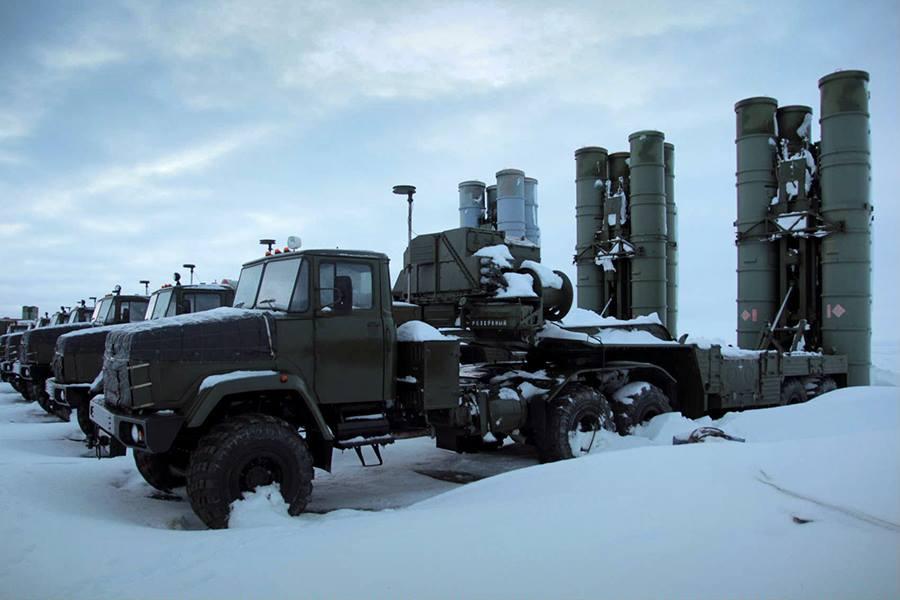 В составе Северного флота сформирована 45-я армия ВВС и ПВО