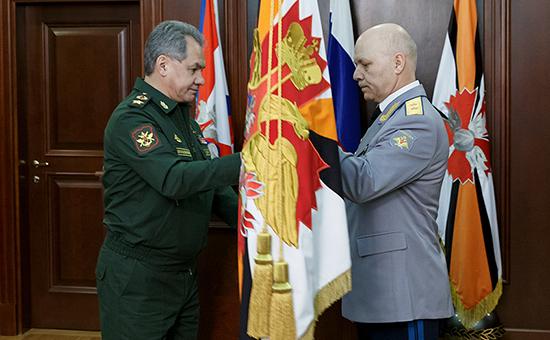Генерал-лейтенант Игорь Коробов назначен главой Главного разведывательного управления