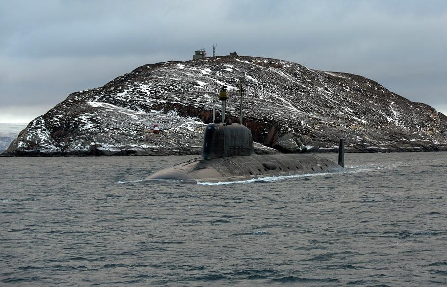 Активность русских подводных лодок достигла уровней Холодной войны
