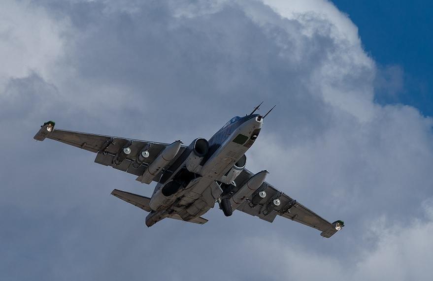 Действия ВКС России в Сирии с 1 по 4 февраля