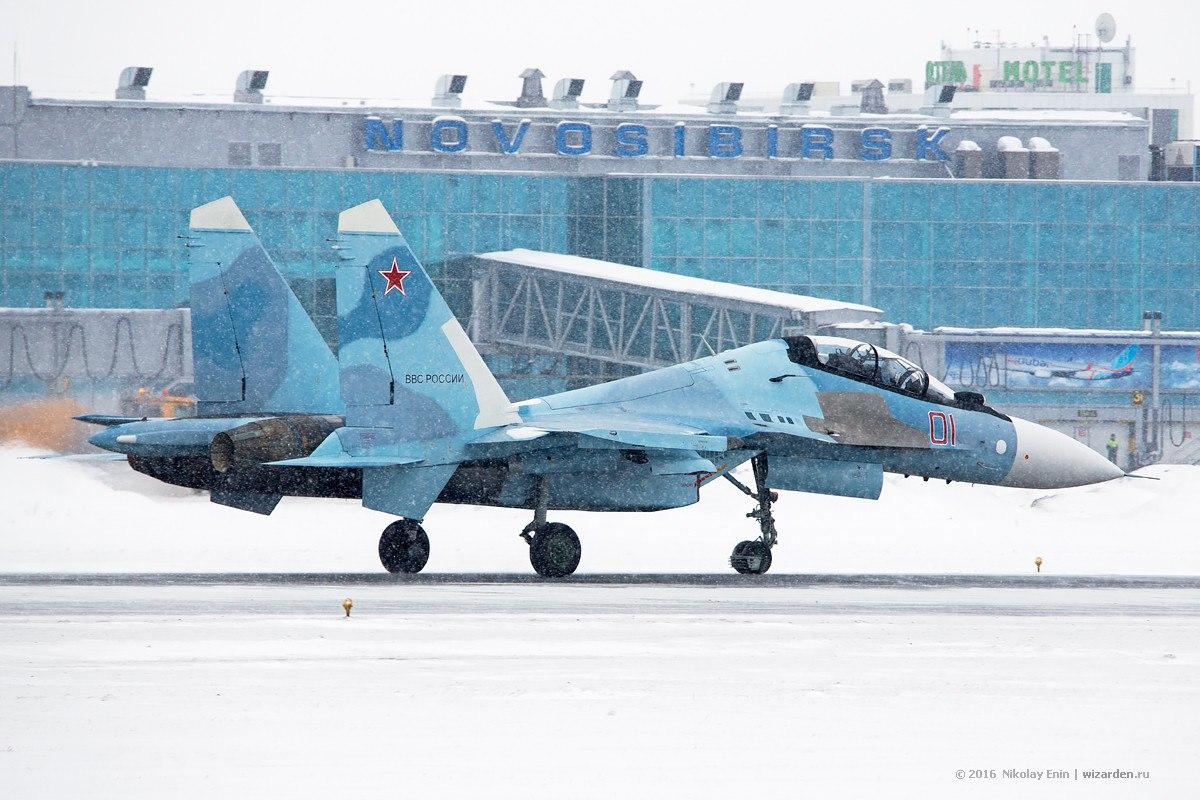 Еще четыре Су-30СМ прибыли в Миллерово