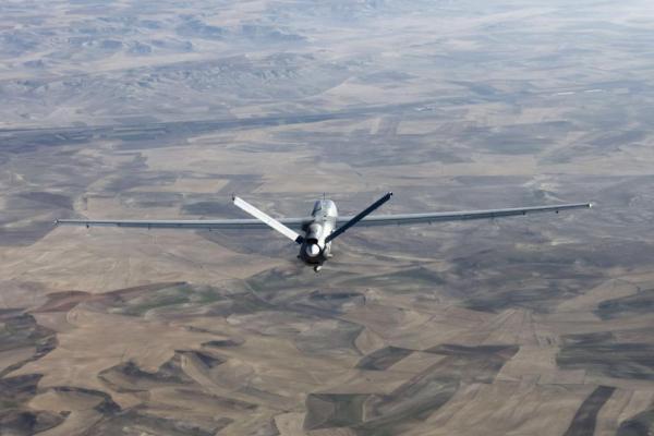 Первый оперативный полет турецкого беспилотного летательного аппарата Anka