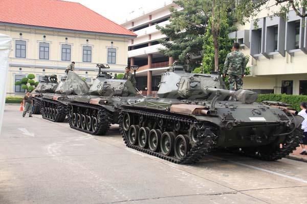 Армия Таиланда получила средства на закупку новых танков