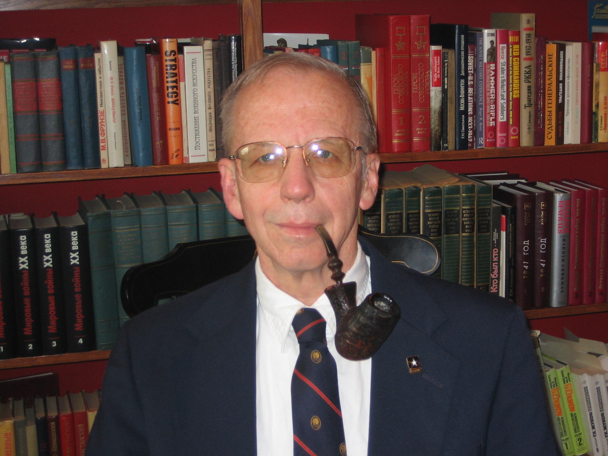 75 лет Дэвиду Гланцу