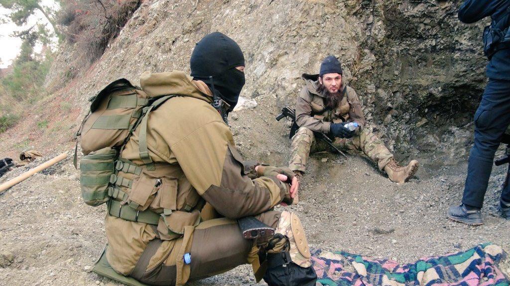 """Контрразведка """"Халифата"""" подозревает боевиков чеченского происхождения в работе на Москву"""
