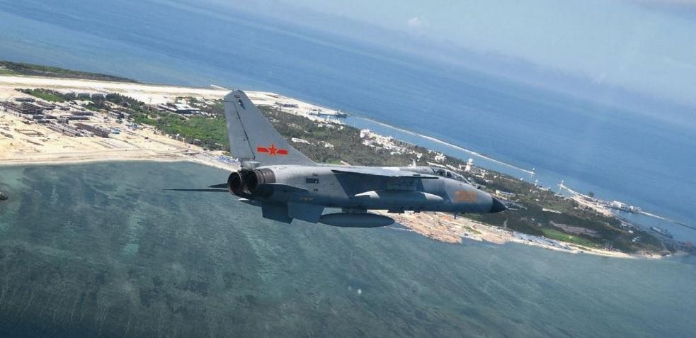 Китай разместил ЗРК HQ-9 на Парасельских островах