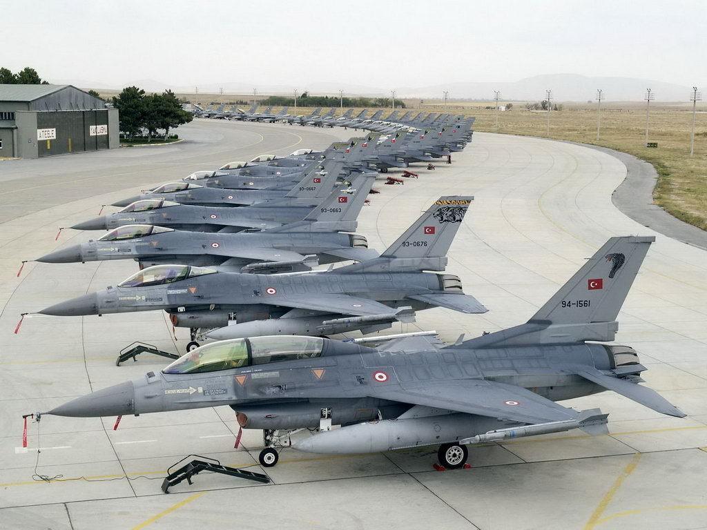 Турция увеличила военные расходы в 2016 году на 20 процентов