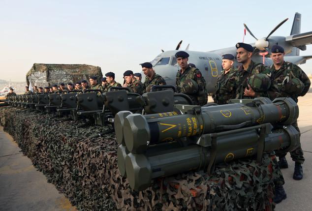 Саудовская Аравия отказалась от оказания финансовой помощи ливанской армии