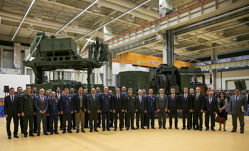 ВВС Турции получили первый наземный комплекс РЭБ KORAL