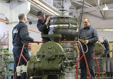 """Создается производство-""""дублер"""" для выпуска турбореактивных двигателей РД-33"""