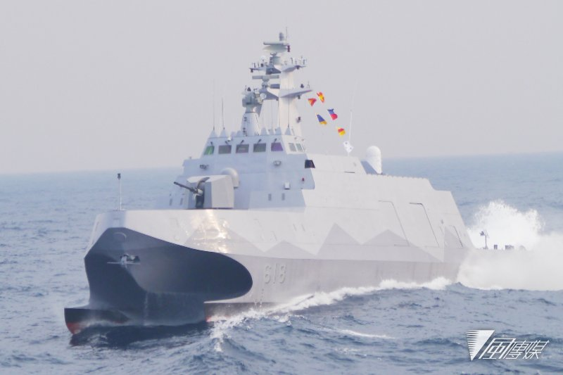 Тайвань планирует построить три больших боевых катамарана