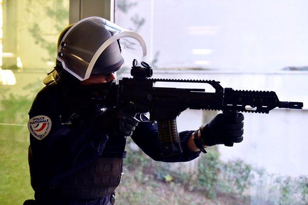 Французская полиция недовольна винтовками Heckler & Koch G36