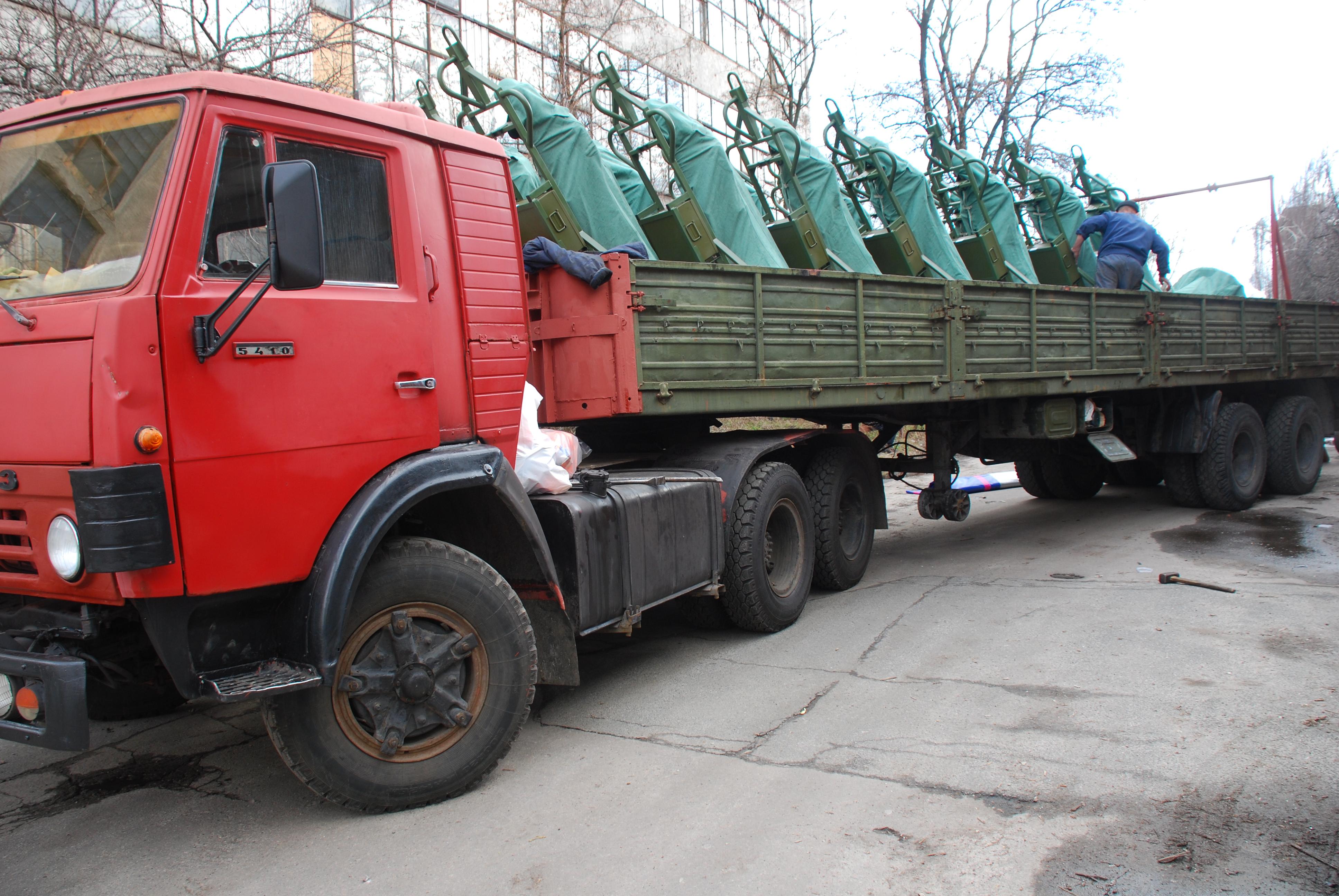 Первая партия 120-мм минометов М120-15 «Молот» украинского производства