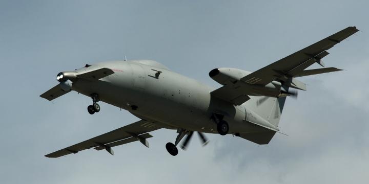 Крушение прототипа-демонстратора беспилотного летательного аппарата P.1HH HammerHead