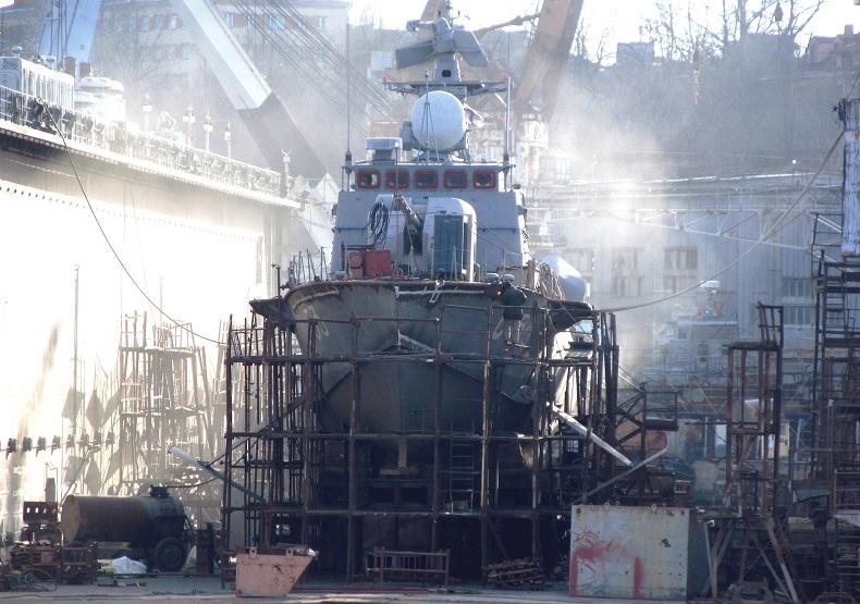 ВМС Украины: развал тыла, дезертирство и отпуска в Крыму