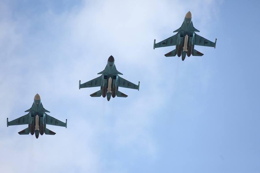 Начало вывода российской авиационной группировки из Сирии