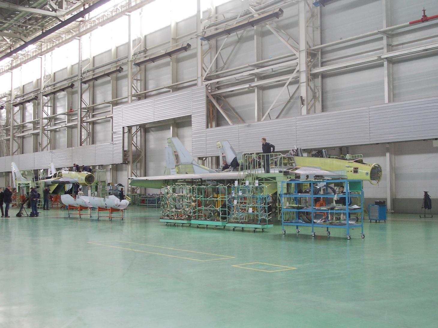 Подтверждается наличие контракта с Египтом на 46 истребителей МиГ-29М