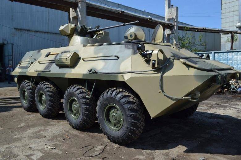 BTR-80/82A and variants: News - Page 5 2945304_original