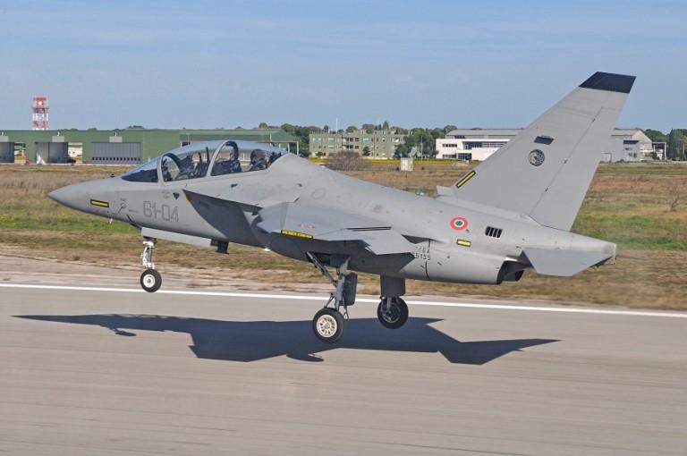 ВВС Италии заказали еще девять самолетов М-346