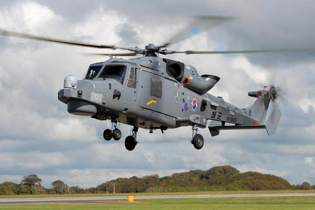 Филиппины заказали два противолодочных вертолета AW159