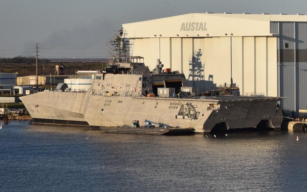Доклад о названиях американских военных кораблей