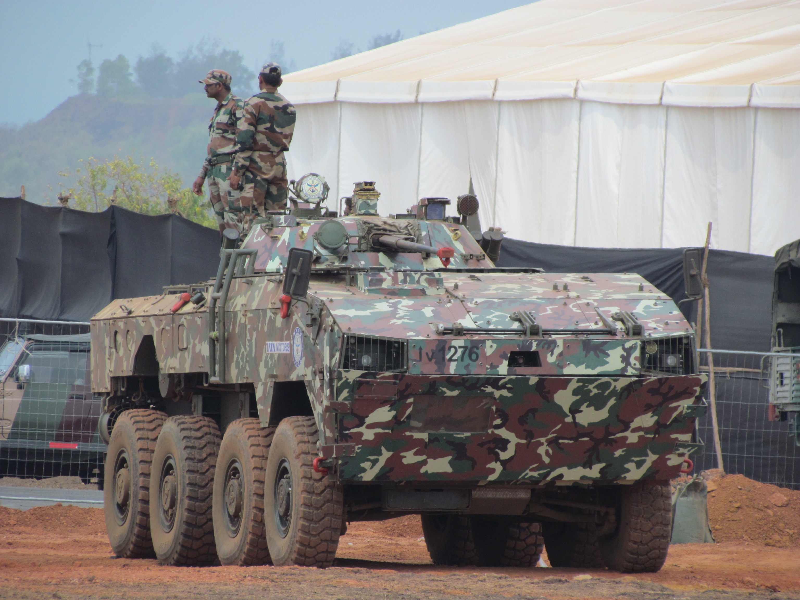 Tata_Motors'_Armoured_Fighting_Vehicle_Demo.02