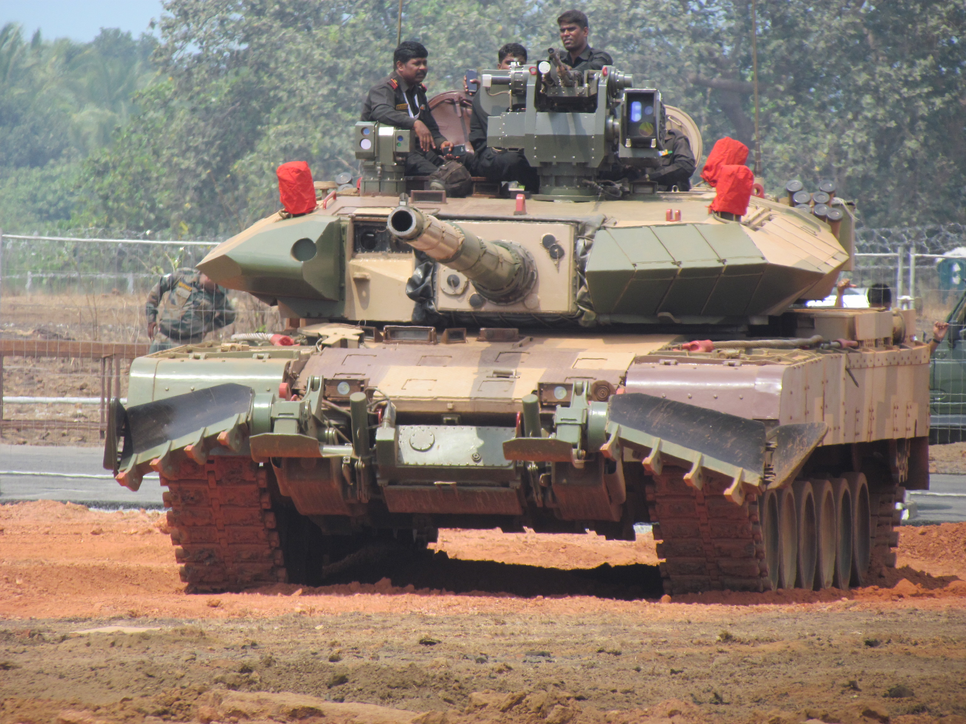 MBT_Arjun_MKII_Demo