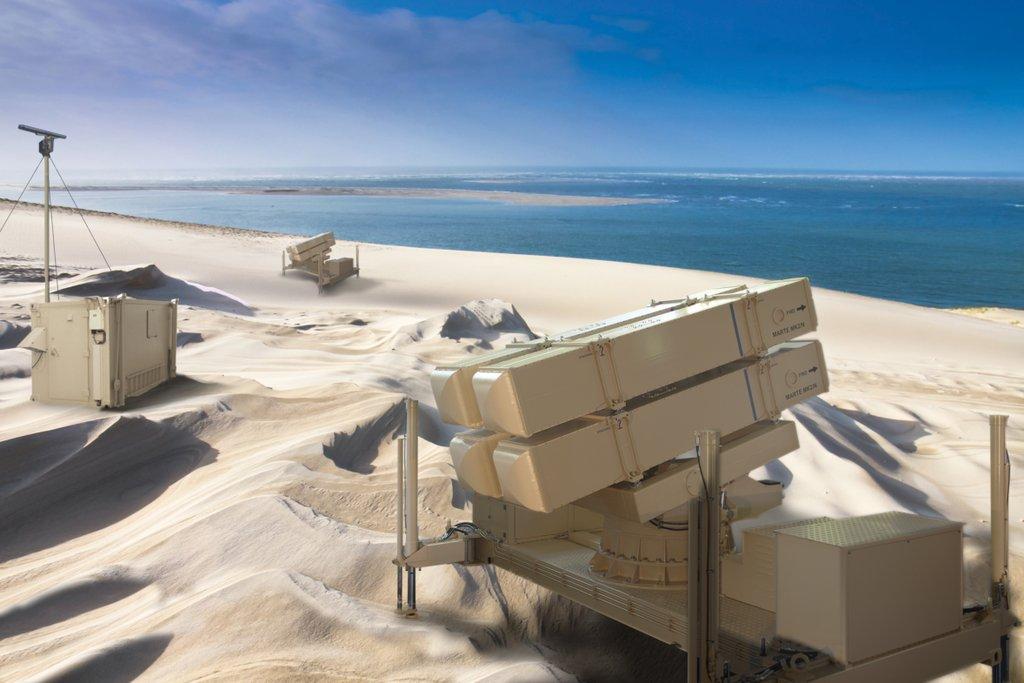 МBDA подписал контракт с Катаром на поставку береговых ракетных комплексов