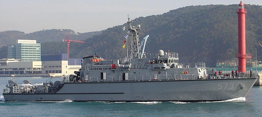 Индия снова выбрала для постройки тральщиков южнокорейскую Kangnam Corporation